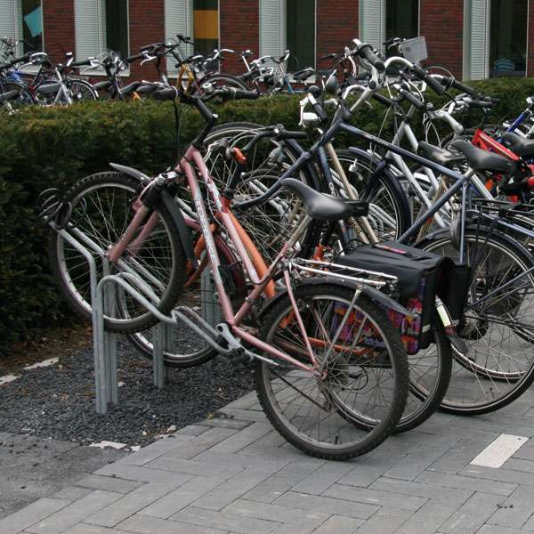 Cycle Parking | Cycle Clamps | F-10 /F-11 Cycle Clamp | image #2 |