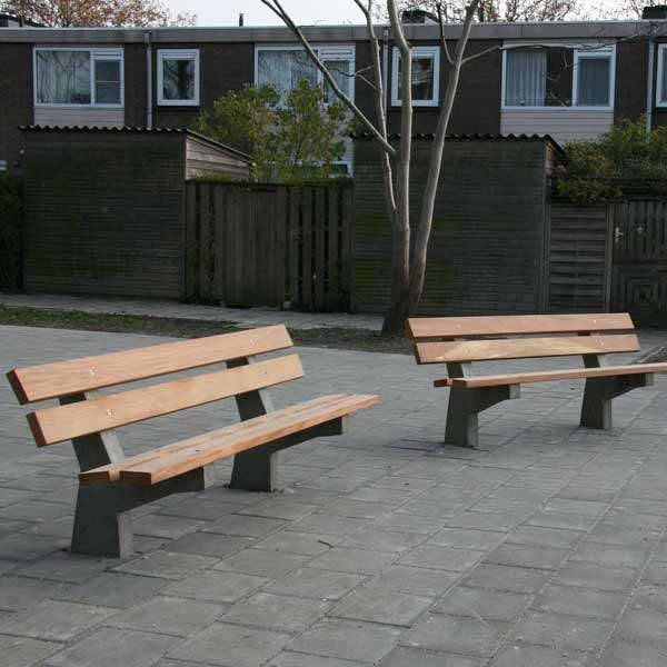 Street Furniture | Seating and Benches | FalcoPark Seat | image #2 |
