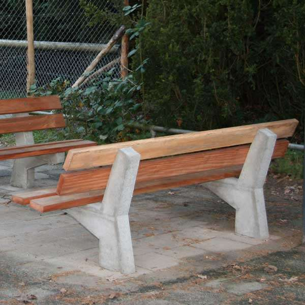 Street Furniture | Seating and Benches | FalcoPark Seat | image #3 |