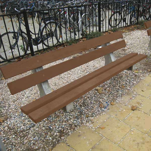 Street Furniture | Seating and Benches | FalcoPark Seat | image #4 |