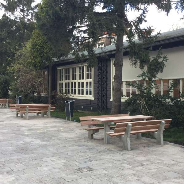 Street Furniture | Seating and Benches | FalcoPark Seat | image #6 |