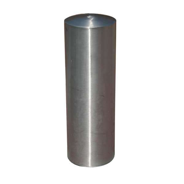 Street Furniture | Bollards and Traffic Guides | RVS Stainless-Steel Bollard | image #1 |
