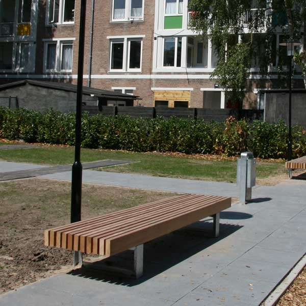 Street Furniture | Seating and Benches | FalcoMetro Bench | image #2 |