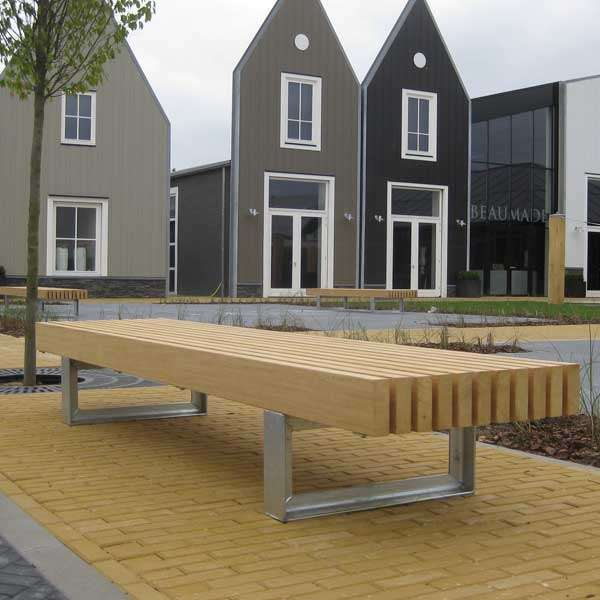 Street Furniture | Seating and Benches | FalcoMetro Bench | image #4 |