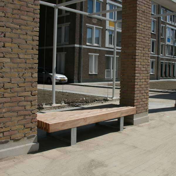 Street Furniture | Seating and Benches | FalcoMetro Bench | image #5 |