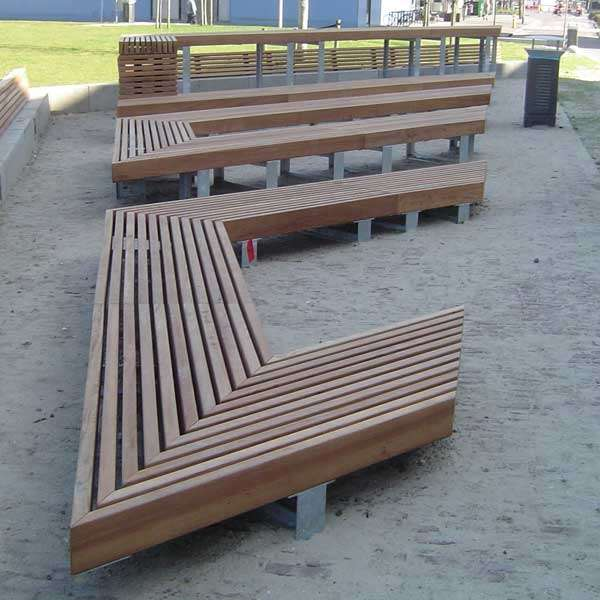 Street Furniture | Seating and Benches | FalcoMetro Bench | image #7 |