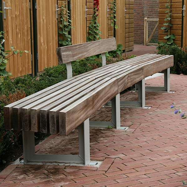 Street Furniture | Seating and Benches | FalcoMetro Bench | image #8 |