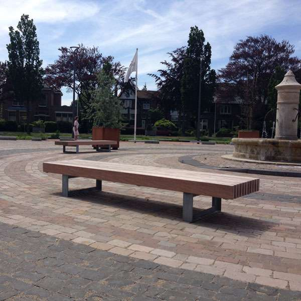 Street Furniture | Seating and Benches | FalcoMetro Bench | image #10 |