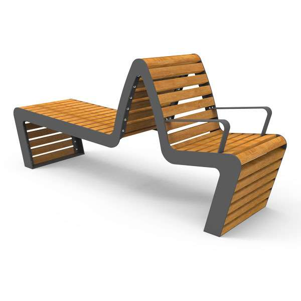 Street Furniture | Seating and Benches | FalcoLinea Sofa | image #4 |