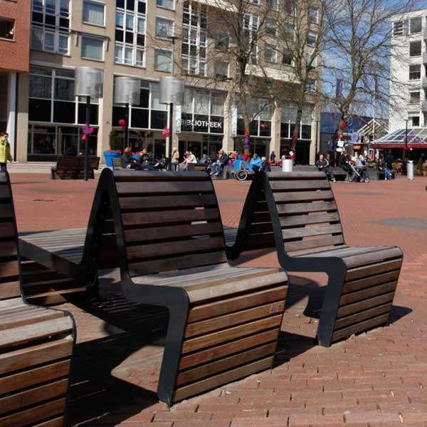 Street Furniture | Seating and Benches | FalcoLinea Sofa | image #8 |
