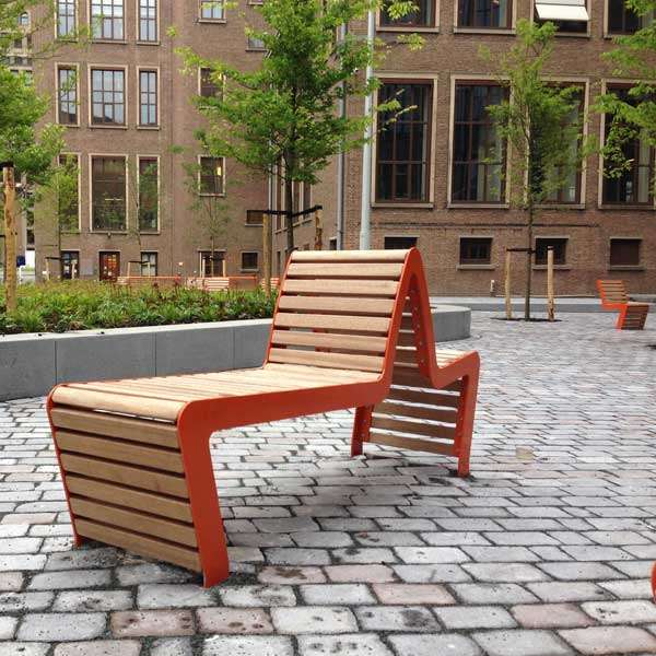 Street Furniture | Seating and Benches | FalcoLinea Sofa | image #9 |