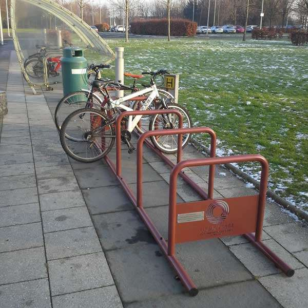 Cycle Parking | Cycle Stands | FalcoToaster Cycle Rack | image #3 |