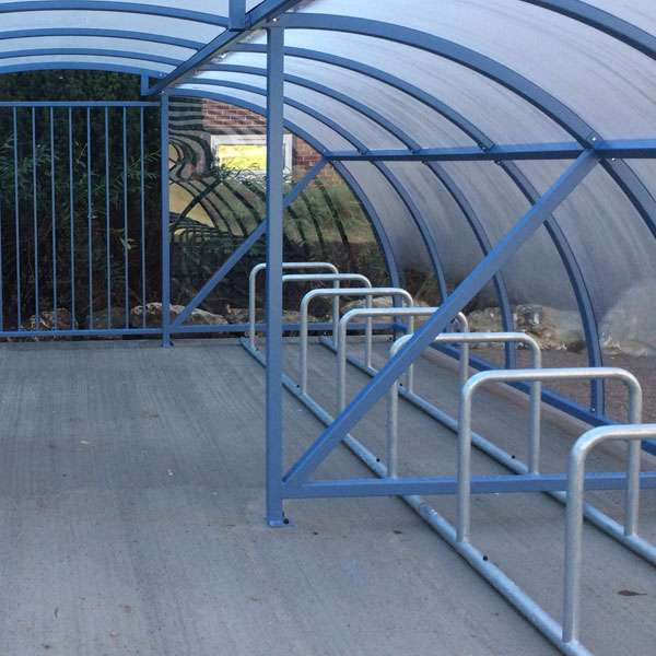 Cycle Parking | Cycle Stands | FalcoToaster Cycle Rack | image #8 |