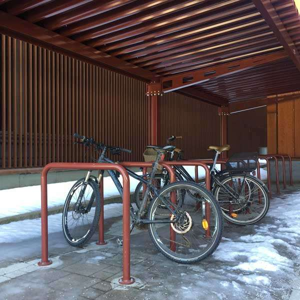 Cycle Parking | Cycle Stands | Sheffield Stands | image #3 |