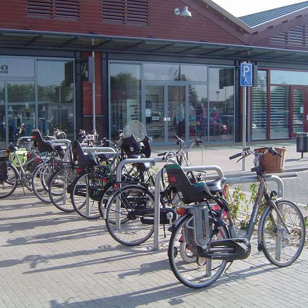 Cycle Parking | Cycle Stands | Sheffield Stands | image #6 |