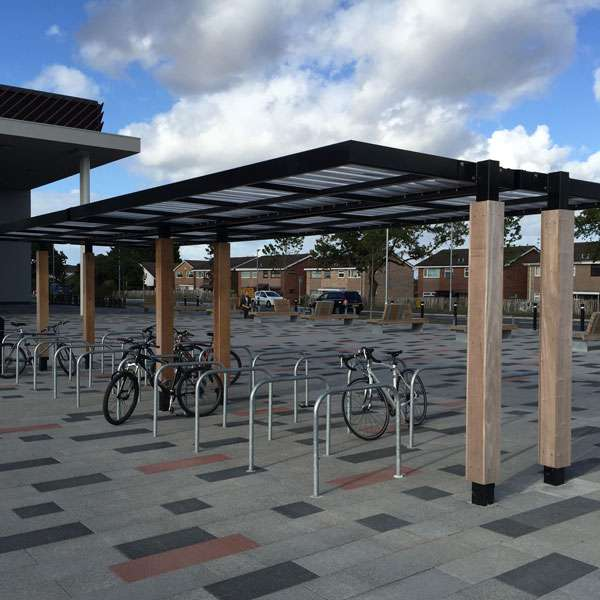 Cycle Parking | Cycle Stands | Sheffield Stands | image #10 |