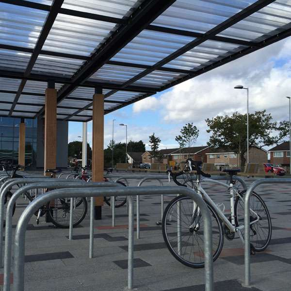 Cycle Parking | Cycle Stands | Sheffield Stands | image #11 |