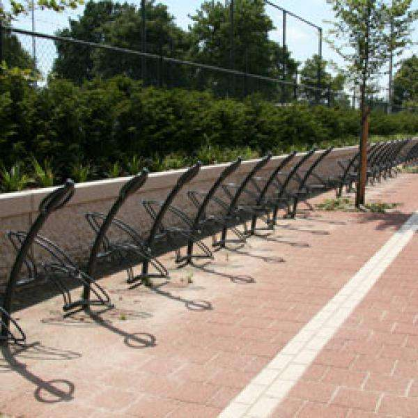 Cycle Parking | Cycle Stands | Triangle-10 Cycle Stand | image #2 |