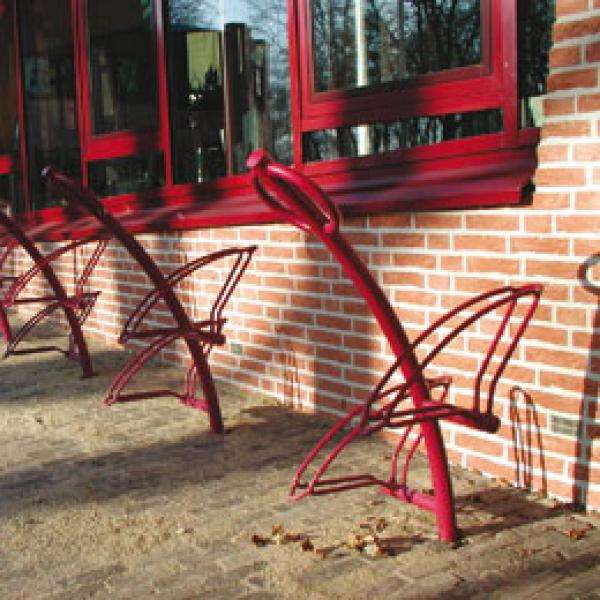Cycle Parking | Cycle Stands | Triangle-10 Cycle Stand | image #3 |