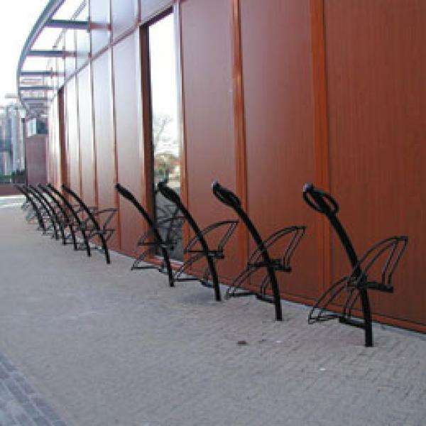 Cycle Parking | Cycle Stands | Triangle-10 Cycle Stand | image #4 |