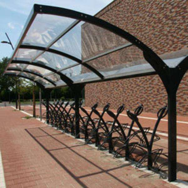 Cycle Parking | Cycle Stands | Triangle-10 Cycle Stand | image #5 |
