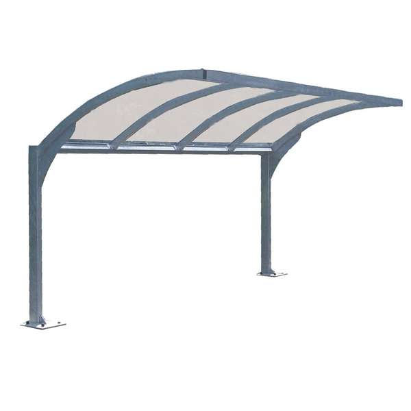 Shelters, Canopies, Walkways and Bin Stores | Canopies and Walkways | FalcoGamma Canopy | image #1 |