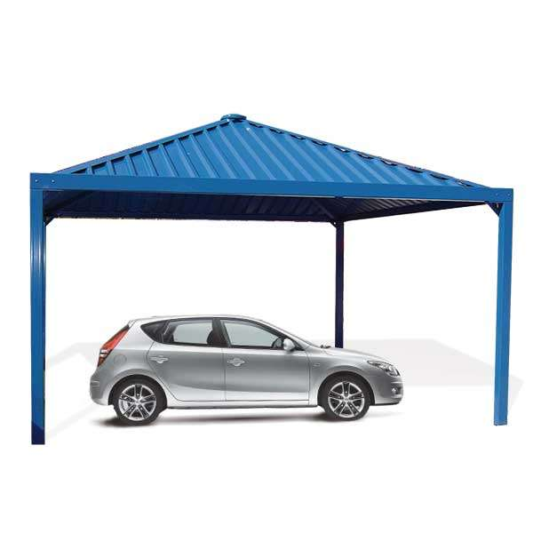 Shelters, Canopies, Walkways and Bin Stores | Carports | Navaho Carport | image #1 |