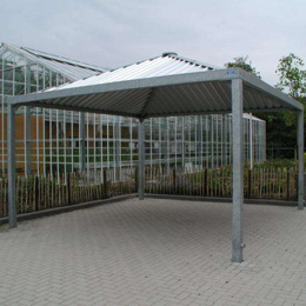 Shelters, Canopies, Walkways and Bin Stores | Carports | Navaho Carport | image #2 |