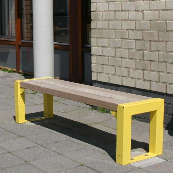 Street Furniture | Seating and Benches | FalcoBloc Bench | image #3 |