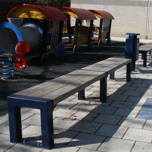 Street Furniture | Seating and Benches | FalcoBloc Bench | image #4 |