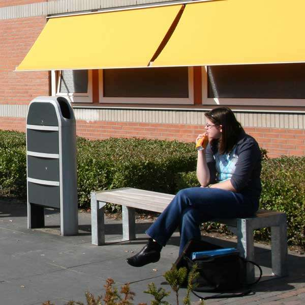 Street Furniture | Seating and Benches | FalcoBloc Bench | image #5 |