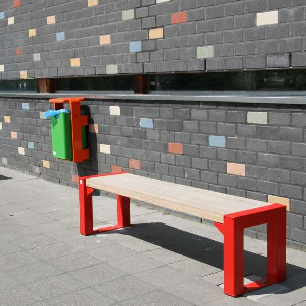 Street Furniture | Seating and Benches | FalcoBloc Bench | image #7 |