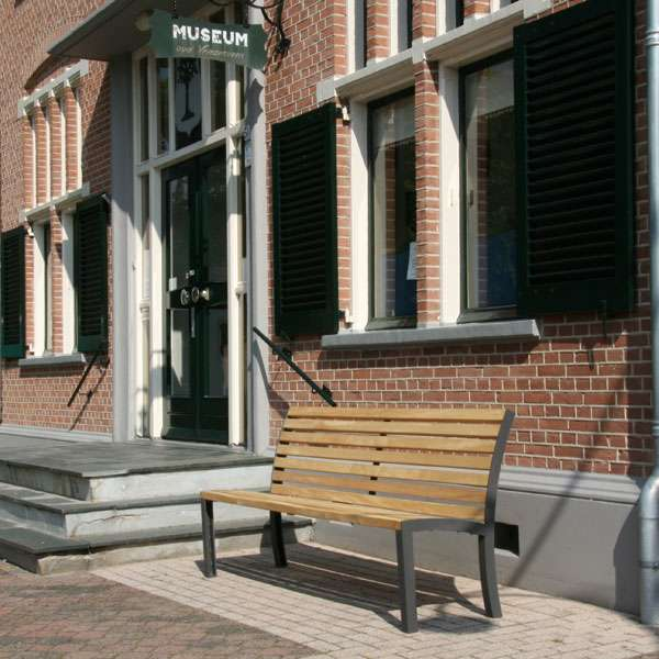 Street Furniture | Seating and Benches | FalcoStretto Seat | image #5 |