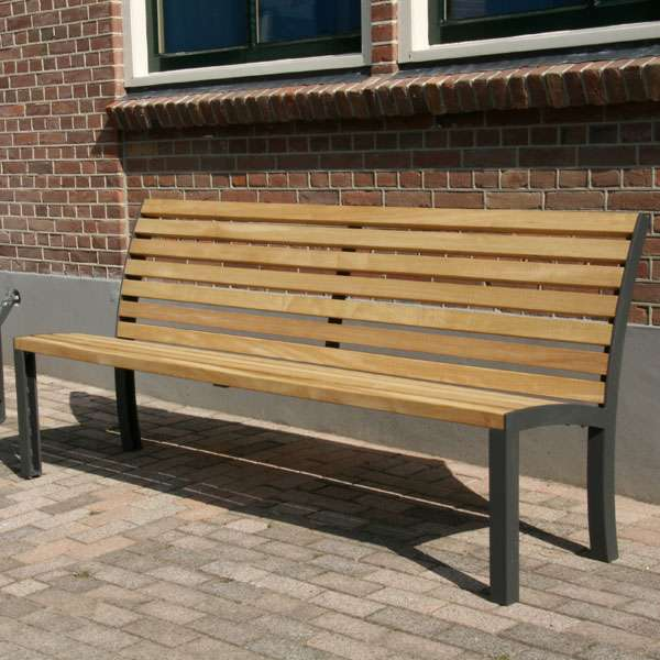 Street Furniture | Seating and Benches | FalcoStretto Seat | image #6 |