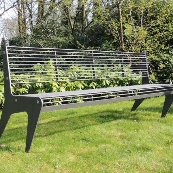Street Furniture | Seating and Benches | FalcoNorma Seat (Steel) | image #2 |