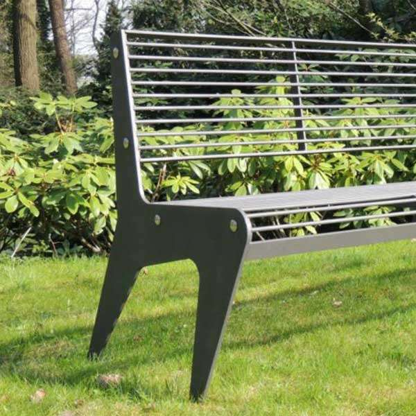 Street Furniture | Seating and Benches | FalcoNorma Seat (Steel) | image #3 |
