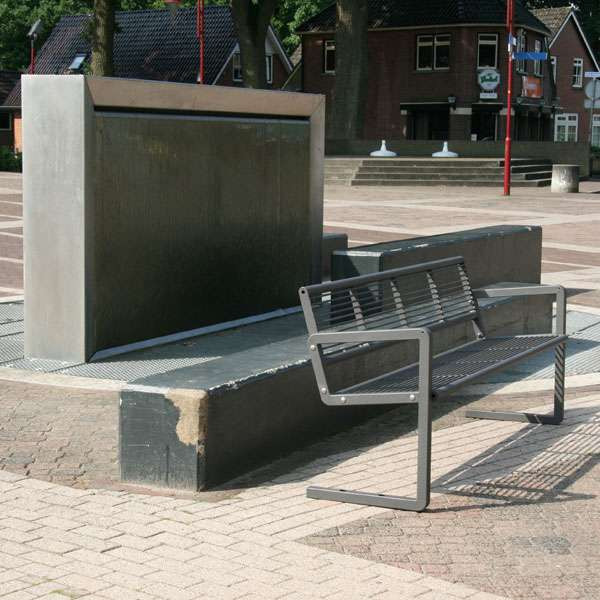 Street Furniture | Seating and Benches | FalcoNine Seat (Steel) | image #4 |