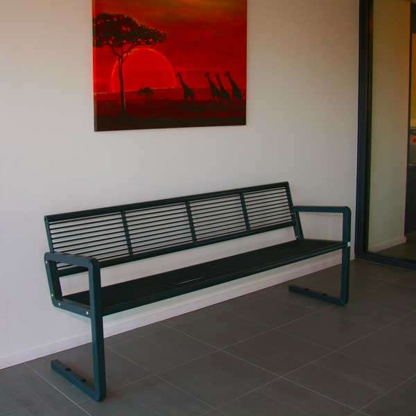 Street Furniture | Seating and Benches | FalcoNine Seat (Steel) | image #5 |