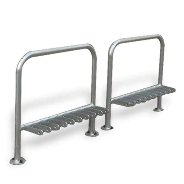 Cycle Parking | Cycle Racks | Falco Scooter Racks | image #1 |