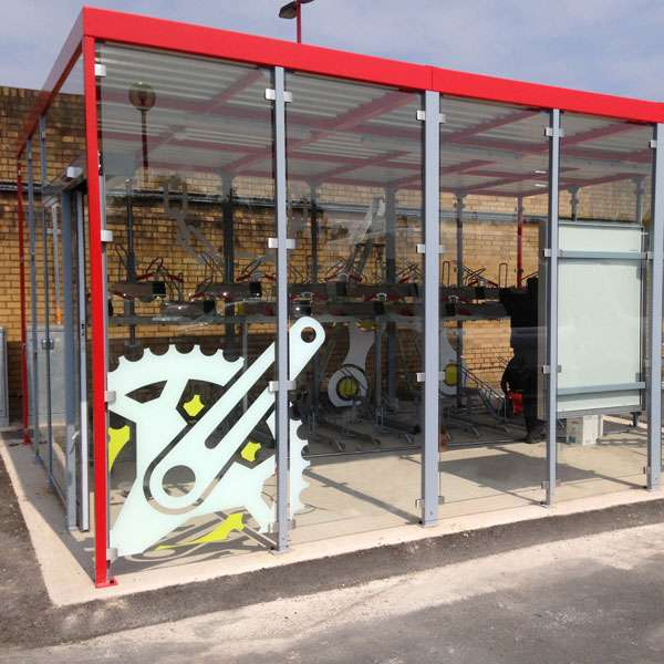 Cycle Hubs | Cycle Hub Designs | FalcoLok-600 Cycle Store | image #5 |