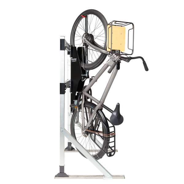 Cycle Parking | Compact Cycle Parking | VelowUp® 3.0 Vertical Cycle Stand | image #7 |