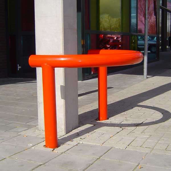 Street Furniture | Tree Protectors | FalcoRanger Semi-Circle Tree Protector | image #3 |
