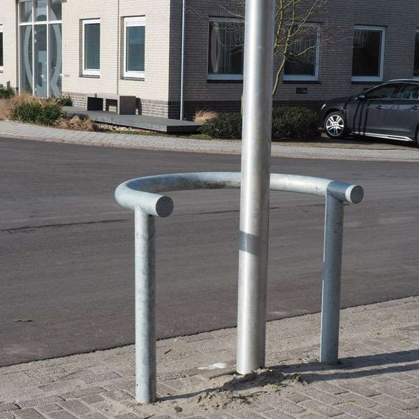 Street Furniture | Tree Protectors | FalcoRanger Semi-Circle Tree Protector | image #6 |