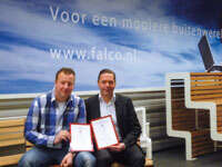 Falco is accredited to ISO 14001 Environmental Management System