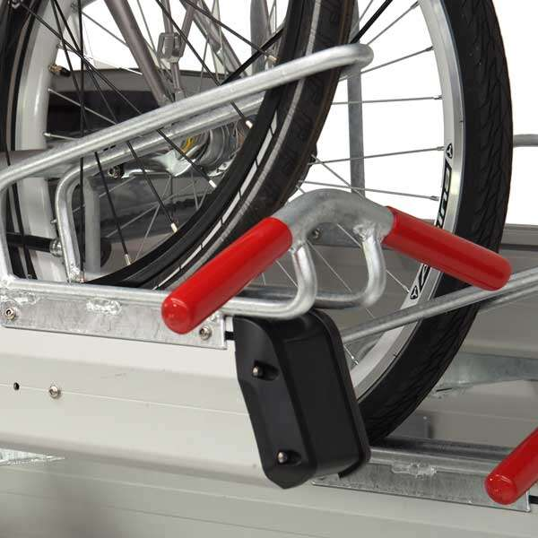 Falco's Two-Tier Cycle Rack Meets the Dutch National 'FietsParKeur' Standard for Secure Cycle Parking!
