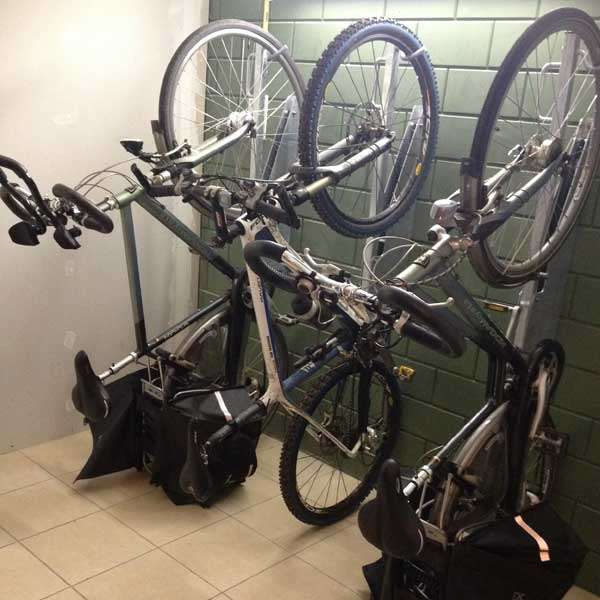 Cycle Parking | Compact Cycle Parking | FalcoMat Cycle Parking Unit | image #3 |