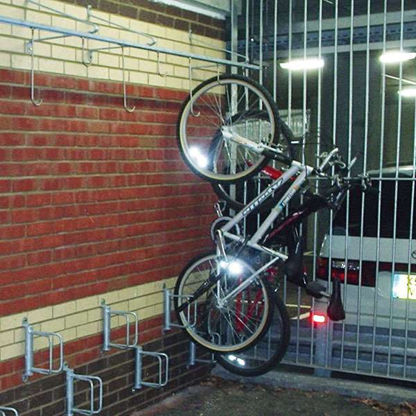 Cycle Parking | Cycle Racks | FalcoHook Suspended Cycle Rack | image #2 |