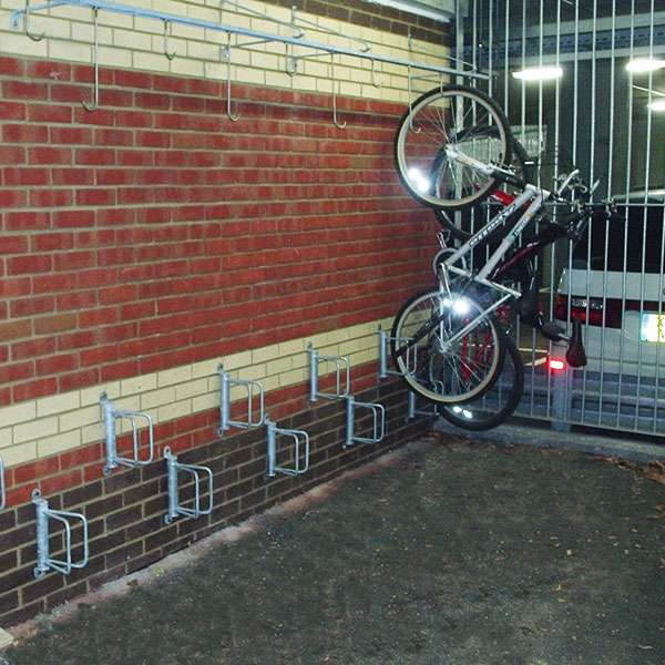 Cycle Parking | Cycle Racks | FalcoHook Suspended Cycle Rack | image #3 |