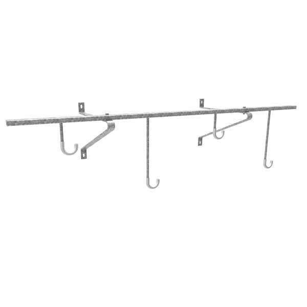 Cycle Parking | Cycle Racks | FalcoHook Suspended Cycle Rack | image #6 |