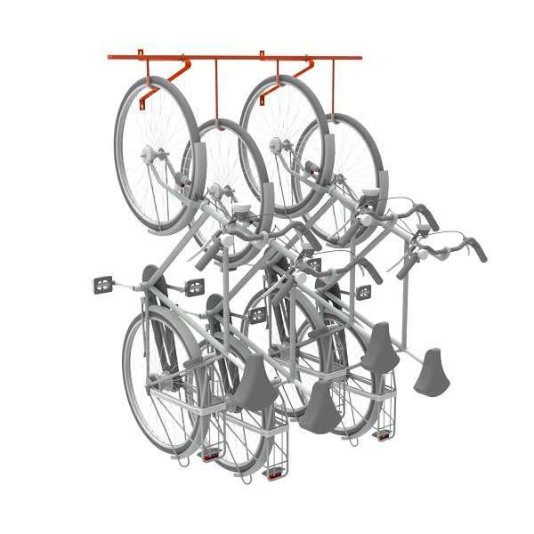 Cycle Parking | Cycle Racks | FalcoHook Suspended Cycle Rack | image #8 |